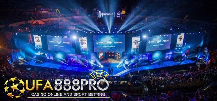 เกม UFA e-sport